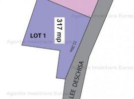 Teren constructii zona centrala