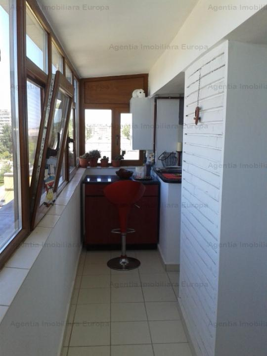 Apartament duplex zona ultracentrala cu centrala pe gaz