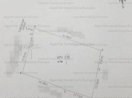Vanzare teren constructii 783 mp, Mineri, Mineri