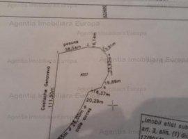Vanzare teren constructii 4794mp, Mahmudia, Mahmudia