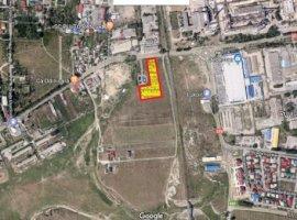 Vanzare teren constructii 3809mp, Vest, Tulcea