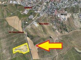 Vanzare teren constructii 60000mp, Est, Tulcea
