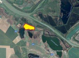 Vanzare teren constructii 124000mp, Murighiol, Murighiol