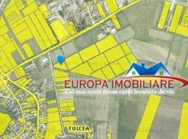 Vanzare teren constructii 40000 mp, Monumentului, Tulcea