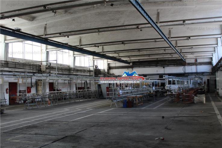 Inchiriere spatiu industrial, E3, Tulcea