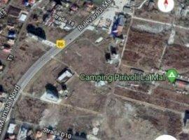 Vanzare teren constructii 1105mp, Mamaia Sat, Navodari