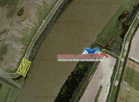 Vanzare teren constructii 5000mp, Mahmudia, Mahmudia