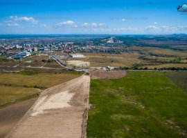 Vanzare teren constructii 180000mp, Peco, Tulcea