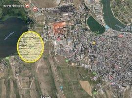Vanzare teren constructii 6500 mp, E3, Tulcea