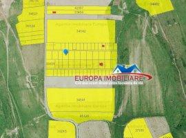 Vanzare teren constructii 980mp, Periferie, Tulcea