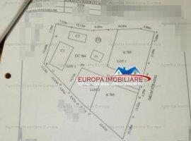 Vanzare teren constructii 2274 mp, Mineri, Mineri