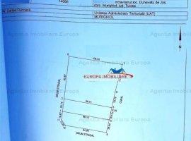 Vanzare teren constructii 14066mp, E3, Tulcea