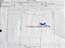 Vanzare teren constructii 5834mp, Sud, Tulcea