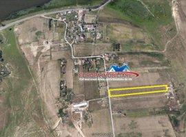 Vanzare teren constructii 5000mp, Exterior Vest, Tulcea
