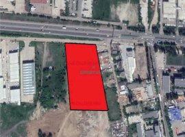 Vanzare teren constructii 15500mp, Militari, Bucuresti