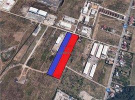 Vanzare teren constructii 24000mp, Stefanestii de Jos, Stefanestii de Jos