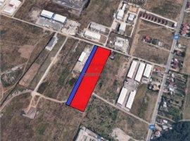 Vanzare teren constructii 33000mp, Stefanestii de Jos, Stefanestii de Jos