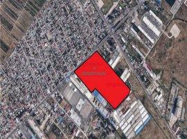 Vanzare teren constructii 135000mp, Central, Voluntari