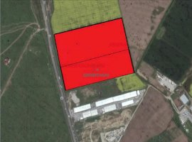 Vanzare teren constructii 75000 mp, Central, Pantelimon