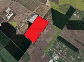 Vanzare teren constructii 350000mp, Central, Popesti-Leordeni