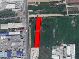 Vanzare teren constructii 7500mp, Militari, Bucuresti