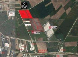 Vanzare teren constructii 123000 mp, Bolintin-Deal, Bolintin-Deal