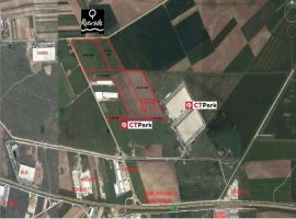 Vanzare teren constructii 320000mp, Bolintin-Deal, Bolintin-Deal