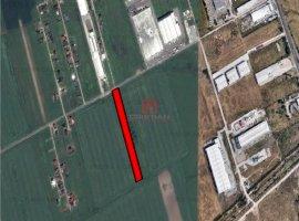 Vanzare teren constructii 15000mp, Nord-Est, Bragadiru