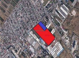 Vanzare teren constructii 35000mp, Central, Voluntari