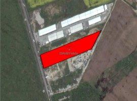 Vanzare teren constructii 15400 mp, Central, Pantelimon