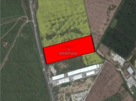 Vanzare teren constructii 35000 mp, Central, Pantelimon