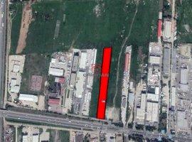 Vanzare teren constructii 10000mp, Militari, Bucuresti