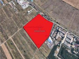 Vanzare teren constructii 100000mp, Nord-Est, Bragadiru