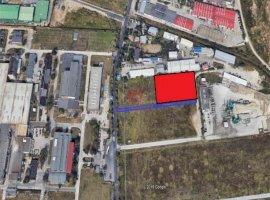 Vanzare teren constructii 5000mp, Theodor Pallady, Bucuresti