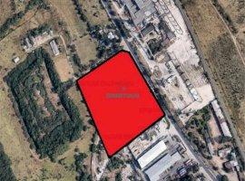 Inchiriere teren constructii 47750mp, Nord-Est, Bragadiru
