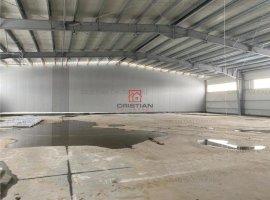 Vanzare  spatii industrial Ilfov, Pantelimon  - 1215000 EURO