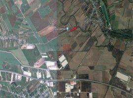 Vanzare teren constructii 15550 mp, Bolintin-Deal, Bolintin-Deal