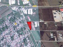 Vanzare teren constructii 13400 mp, Bolintin-Deal, Bolintin-Deal