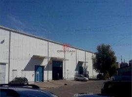 Vanzare spatiu industrial, Pantelimon, Bucuresti