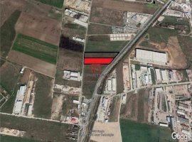 Vanzare teren constructii 22500 mp, Central, Chitila