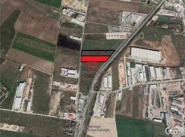 Vanzare teren constructii 24625 mp, Central, Chitila