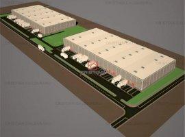 Vanzare teren constructii 31500 mp, Central, Chitila