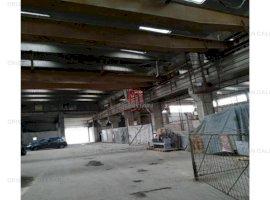 Vanzare spatiu industrial, Giurgiului, Bucuresti