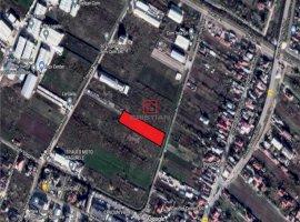 Vanzare teren constructii 5100mp, Central, Magurele