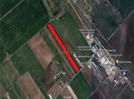 Vanzare teren constructii 22200mp, Central, Magurele