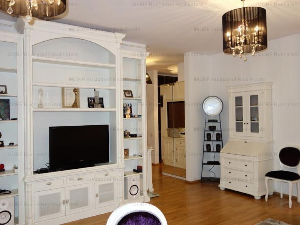 Apartament2 camere LUX - Herastrau / Cartierul Francez