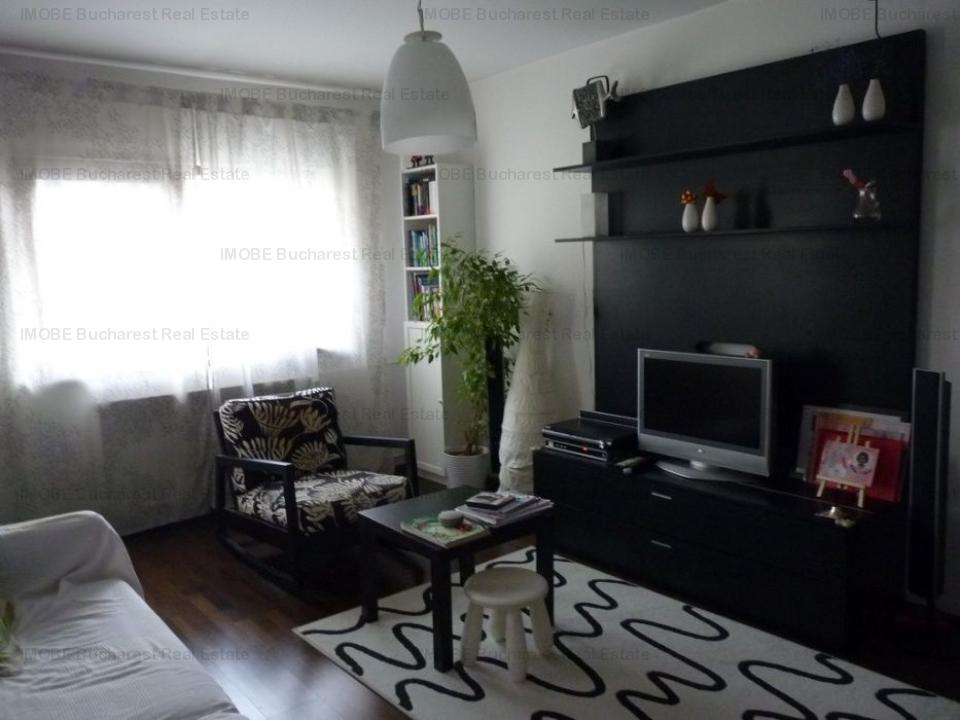 Apartament 3 camere - Dorobanti / Radu Beller