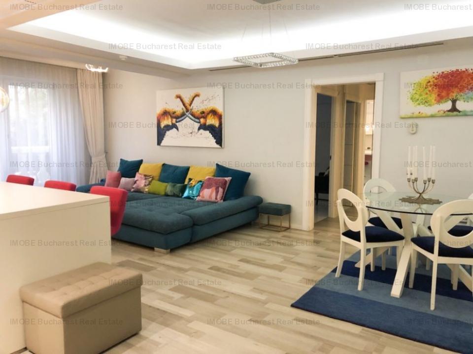 Apartament 2 camere LUX - Herastrau / Satul Francez
