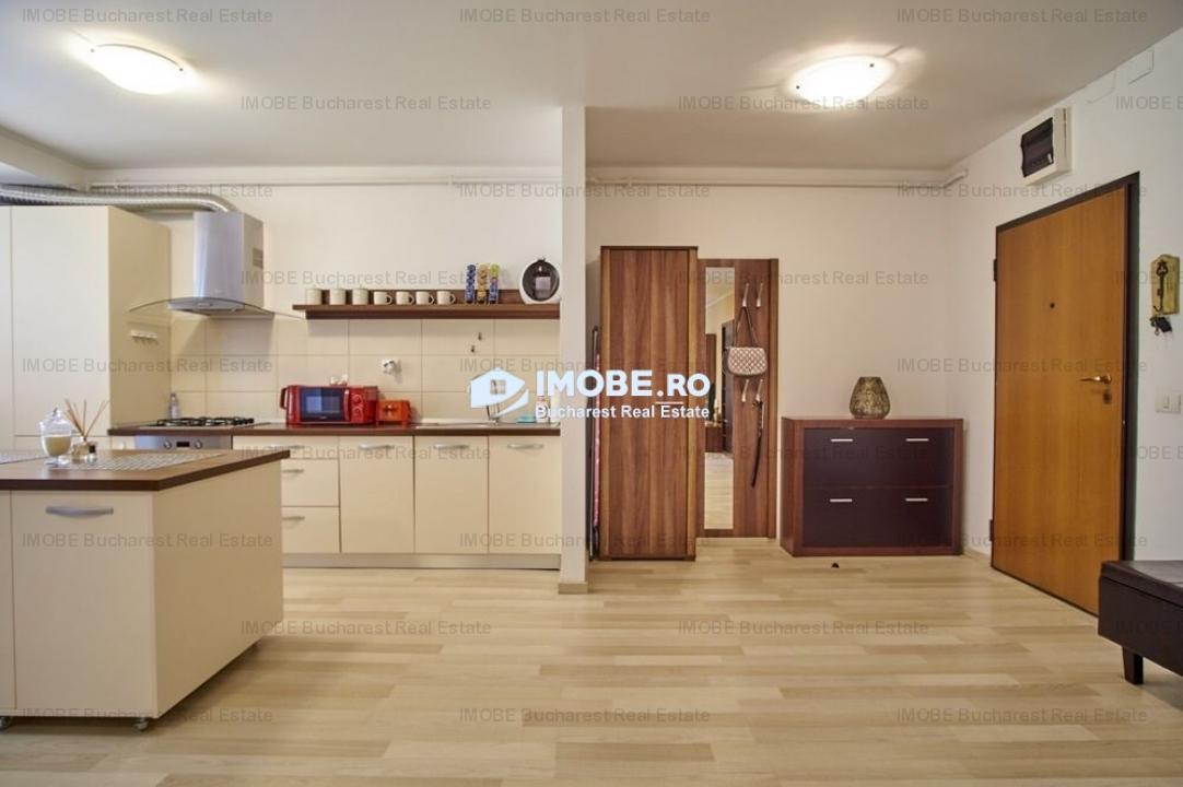 Apartament 2 camere - Herastrau / Satul Francez, 120 mp