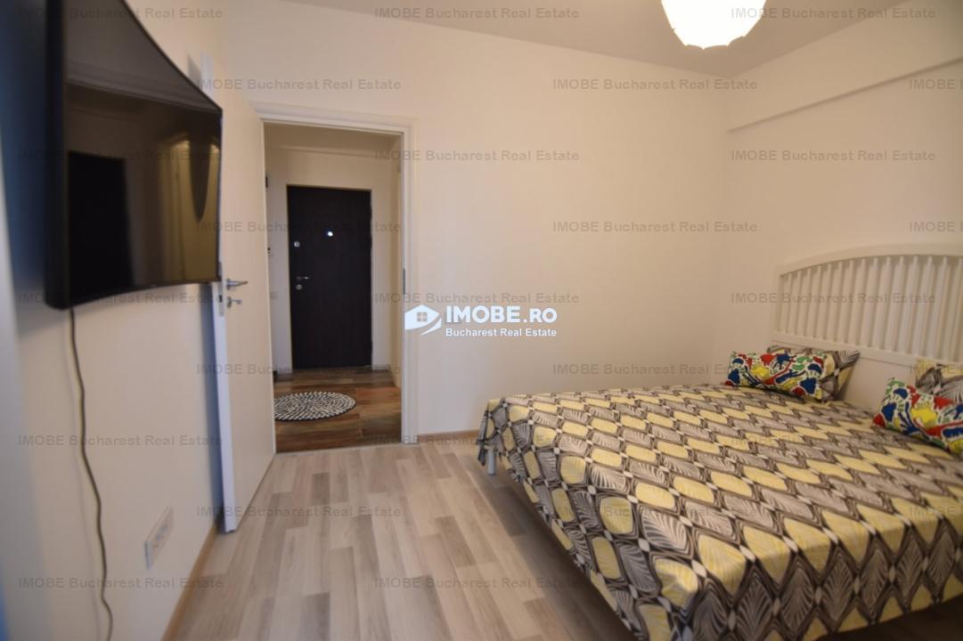 Apartament 2 camere, mobilat/utilat,  NOU, Militari Residence, Parcare
